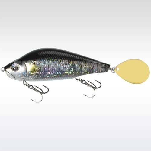 Sebile Spin Glider 95 FL Natural Shiner