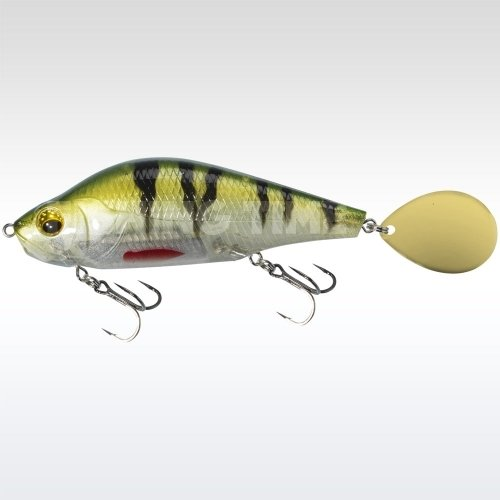 Sebile Spin Glider 95 FL Natural Perch