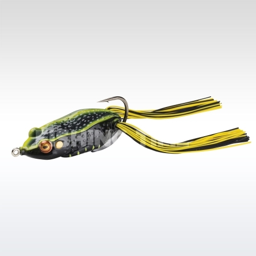 Sebile Pivot Frog 63 FL Black Yellow
