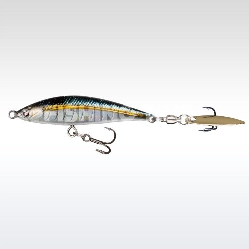 Sebile Spincher 60 SK Natural Blue Back Herring