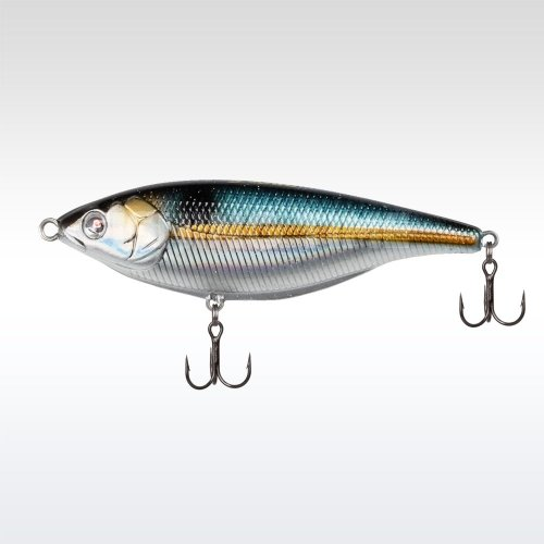 Sebile Stick Shadd Sinking 60 Natural Blue Back Herring