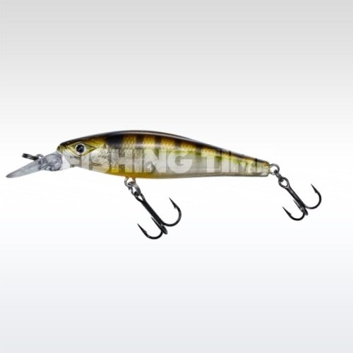 Pezon & Michel / Gunki Gamera 65 SP Zebra Minnow