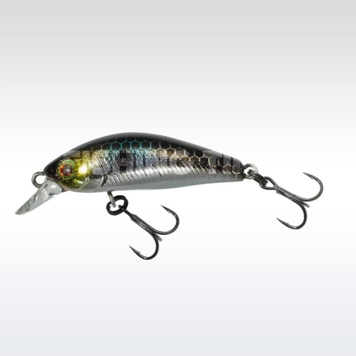 Illex Chubby Minnow 35 SP Chrome Shad
