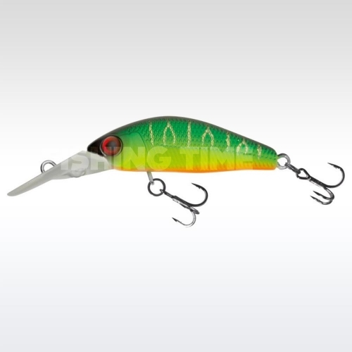 Illex Diving Chubby Minnow 35 Mat Tiger