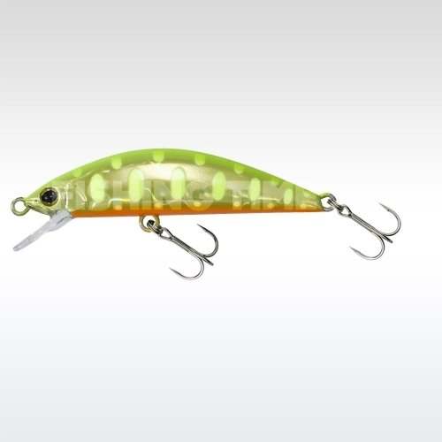 Illex Tricoroll 55 HW Chartreuse Yamame
