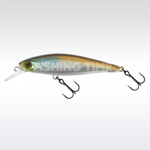 Illex Squad Minnow 80 SP Natural Shad