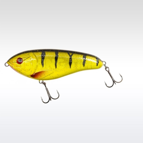 Illex Dexter Jerk 70 Lemon Tiger