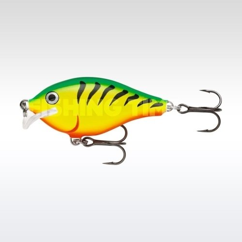 Rapala Scatter Rap Crank Shallow 5 (SSCRC-5) FT
