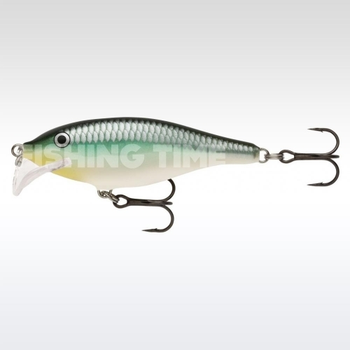 Rapala Scatter Rap Shad 5 BBH