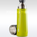 Glacier Stainless Vacuum Bottle Green 1l termosz