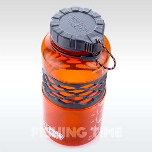 GSI Outdoors Infinity Dukjug 1l Orange műanyag kulacs