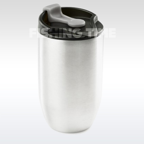 GSI Outdoors Glacier Stainless Doppio Mug Brushed termoszbögre