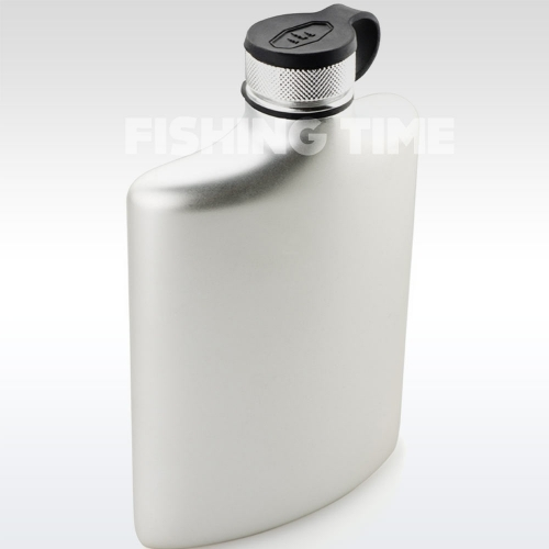 GSI Outdoors Glacier Stainless Hip Flask 235ml flaska