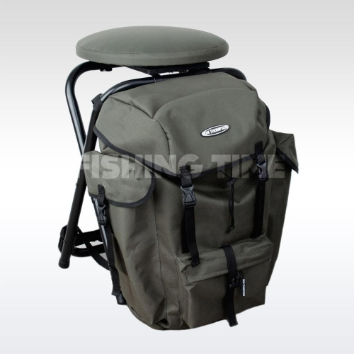Ron Thompson Heavy Duty Backpack Chair 360 degrees szék+hátizsák