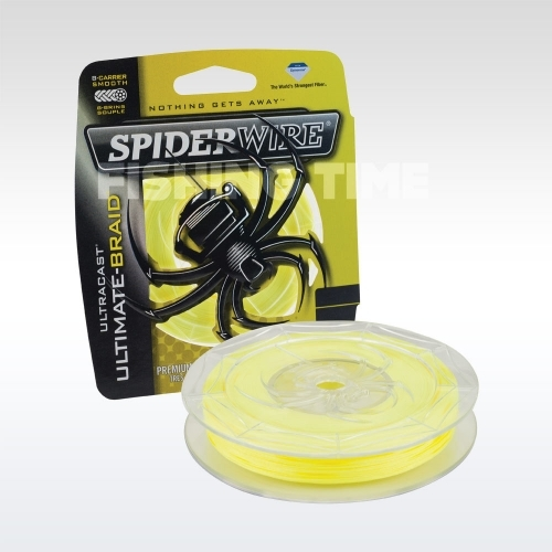 SpiderWire Ultracast 8 Carriers Yellow 110m