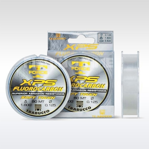 Trabucco T-Force Fluorocarbon 50m
