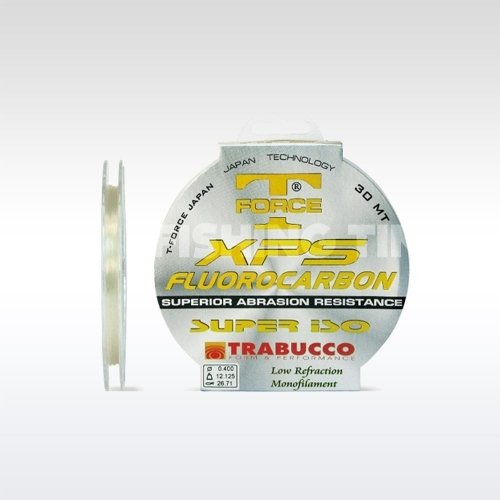 Trabucco T-Force Fluorocarbon Super Iso 20m
