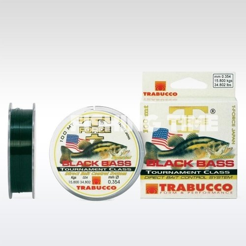 Trabucco S-Force Black Bass 150m