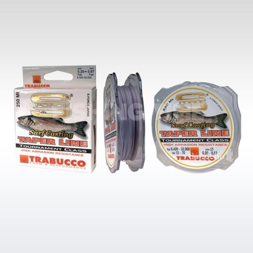 Trabucco S-Force Taper Line 250m