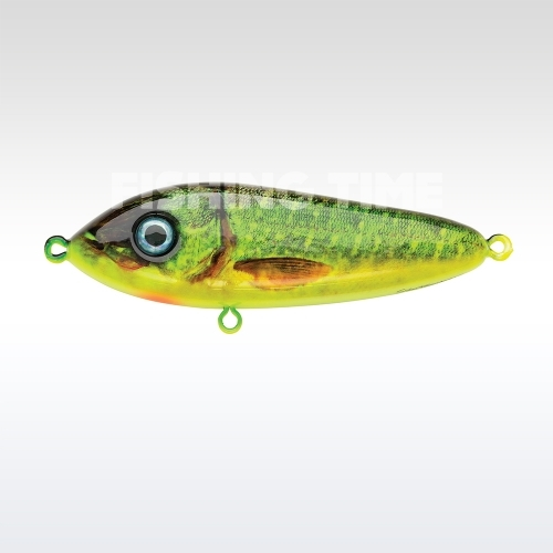 Abu Garcia Svartzonker McJerk Real Series 12cm Hot Pike