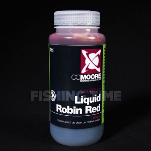 CCMore LIQUID ROBIN RED - Foly. Robin Red
