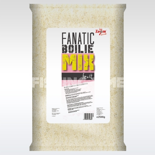 Carp Zoom Fanatic Boilie Mix - fruit