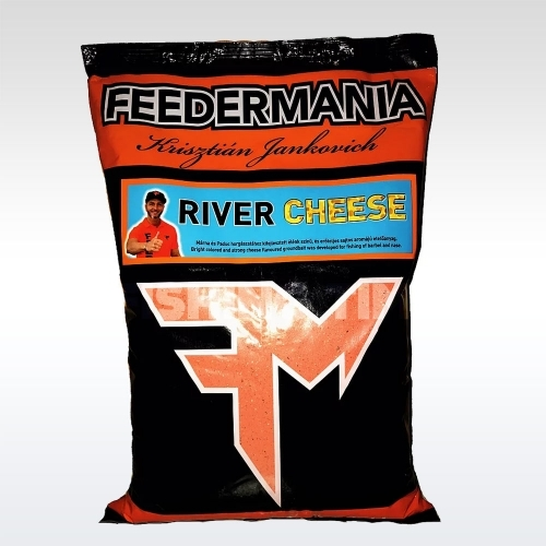 FeederMania River Cheese Etet?anyag