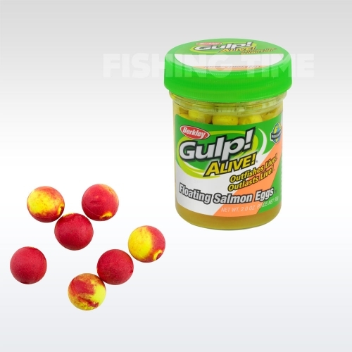 Berkley Gulp! Alive Floating Salmon Eggs Tutti Frutti