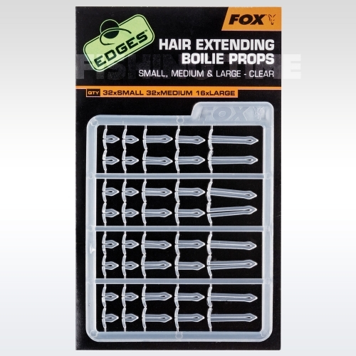 Fox Edges Boilie Stops Micro Clear stopper