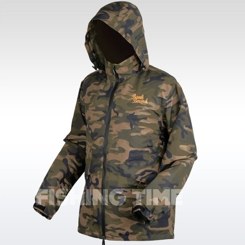 Prologic Bank Bound 3-Season Camo Fishing Jacket terepszínű dzseki