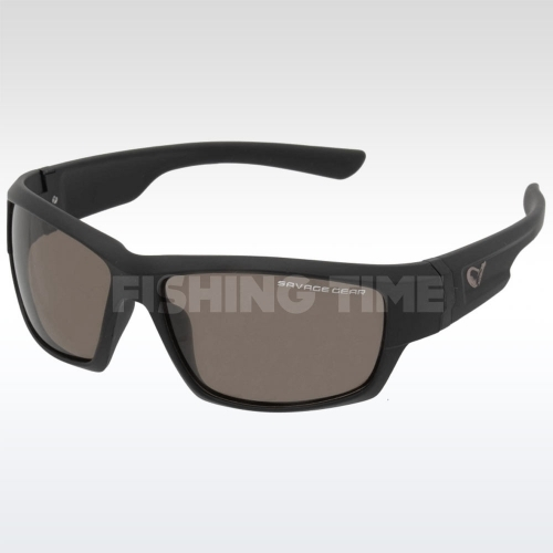 Savage Gear Shades Floating  Polarized Sunglasses - Dark Grey (Sunny) polarizált napszemüveg