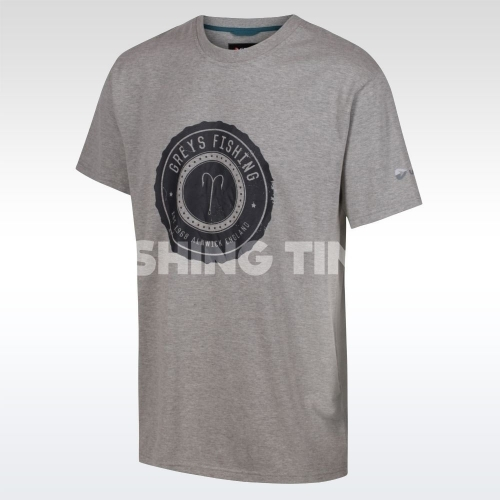 Greys Heritage T-shirt Grey póló