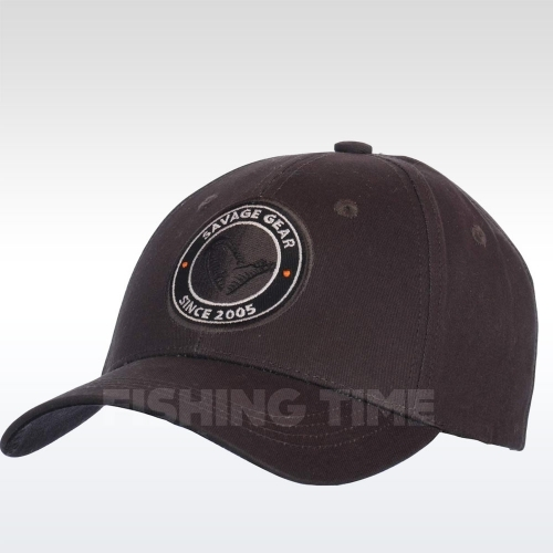 Savage Gear Simply Savage Badge Cap baseball sapka