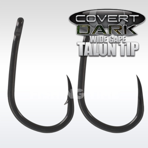 Gardner HOOK - BARBLESS - COVERT DARK WIDE GAPE TALON TIP