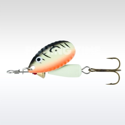 Abu Garcia Droppen 8g körforgó villantó UV Orange/Black