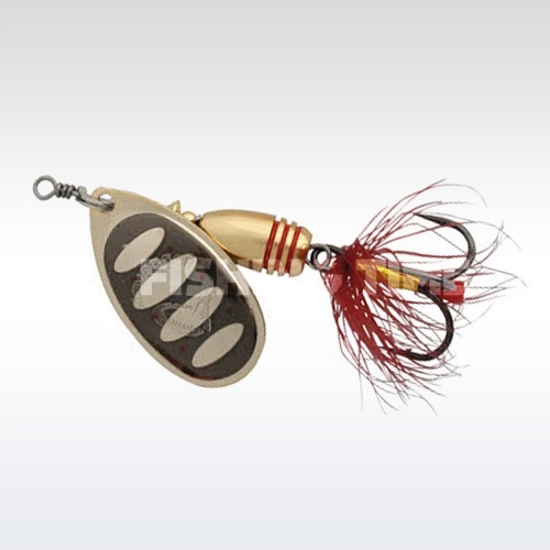 Savage Gear Rotex Spinner #4 03-Gold