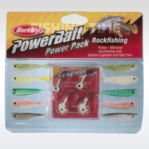 Berkley Powerbait Rockfishing pro pack plasztikcsali csomag