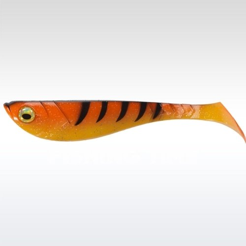 Berkley Powerbait Pulse Shad 18cm Orange Black