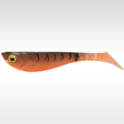 Berkley Powerbait Pulse Shad 18cm Tiger Prawn