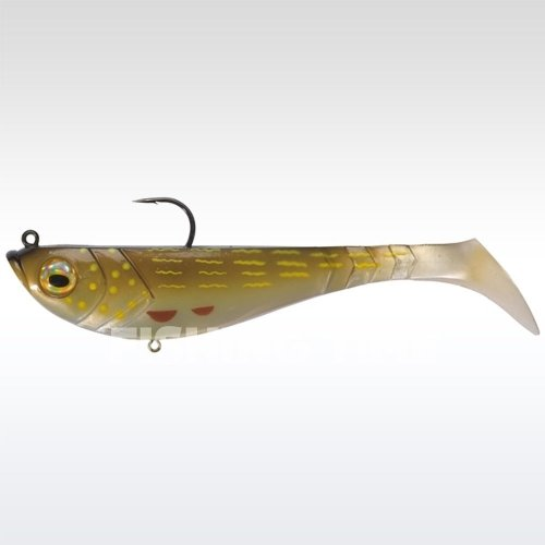 Berkley Powerbait Pulse Shad Pre-Rigged 8cm Pike