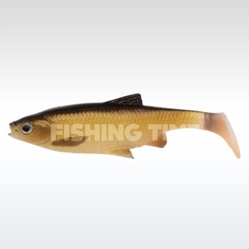 Savage Gear 3D LB Roach Paddletail 7.5 Dirty Roach
