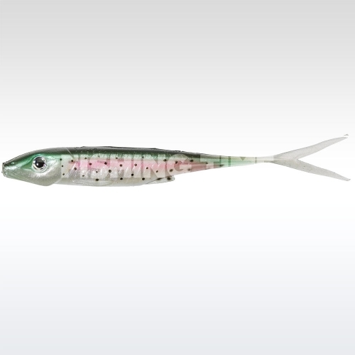 Gunki LS Gunki Kiddy 10 Rainbow Minnow