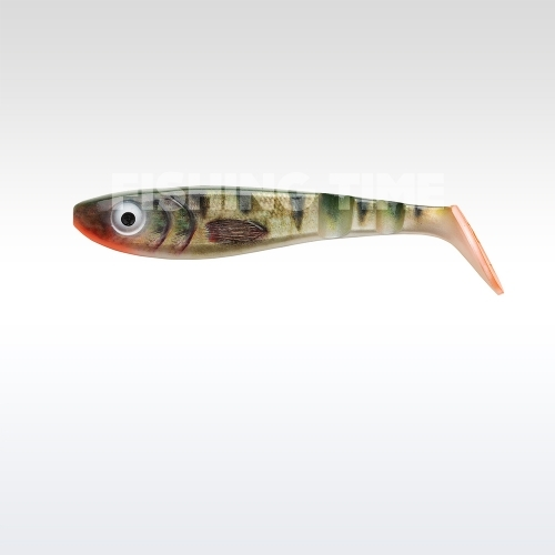 Abu Garcia Svartzonker McPike Real Series 18cm gumihal Real Perch