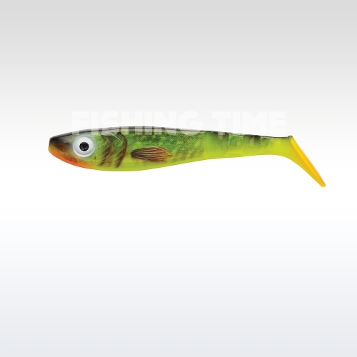 Abu Garcia Svartzonker McPike Real Series 18cm gumihal Smoking Smoking Hot Pike