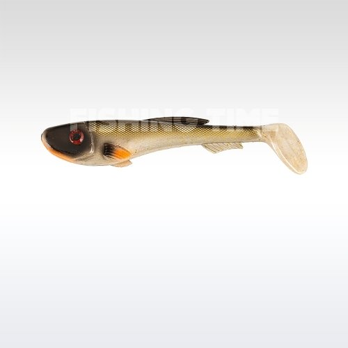 Abu Garcia Beast Paddle Tail 17cm gumihal Golden Roach