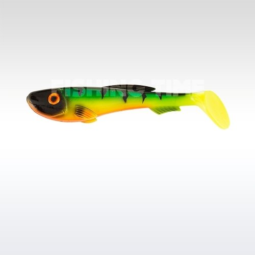 Abu Garcia Beast Paddle Tail 17cm gumihal Fire Tiger