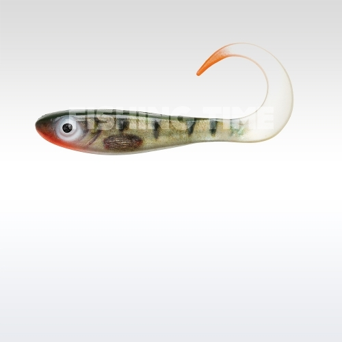 Abu Garcia Svartzonker McPerch Curly Real Series 8cm gumihal Real Perch