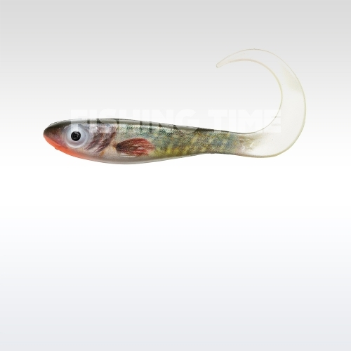 Abu Garcia Svartzonker McPerch Curly Real Series 8cm gumihal Real Pike