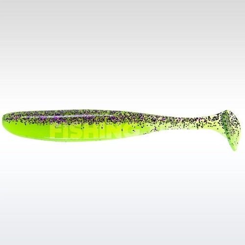 """Keitech Easy Shiner 2"""" (5.4cm) Purple Chartreuse"""