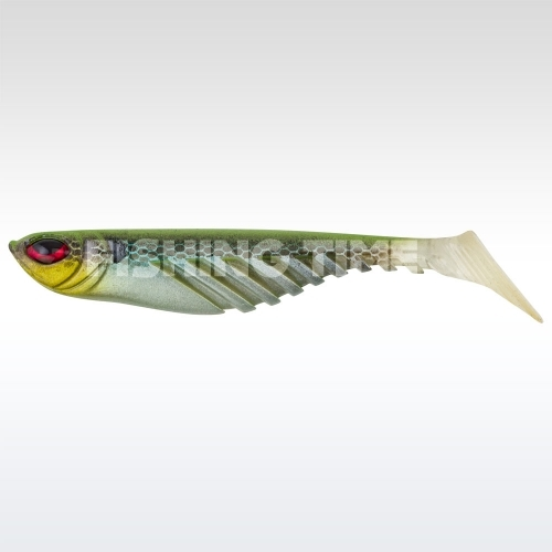 Berkley Powerbait Ripple Shad 5cm Green Ghost